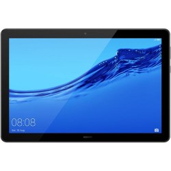 Tableta Huawei MediaPad T5, Procesor Octa-Core 2.36GHz, Ecran IPS LCD Capacitive Touchscreen 10.1inch, 3GB RAM, 32GB Flash, 5MP, Wi-Fi, 4G, Bluetooth, Android (Negru)
