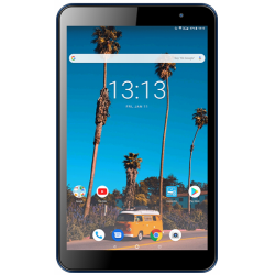 Tableta Vonino Pluri M8 2020, Procesor Quad Core 1.3GHz, Ecran IPS Capacitive multitouch 8inch, 2GB RAM, 16GB Flash, 5MP, Wi-Fi, 3G, Bluetooth, Android (Gri)