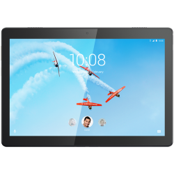 "Tableta Lenovo Tab M10 TB-X505L, Capacitive touchscreen 10.1"", 2GB RAM, 32GB Flash, 5MP, Wi-Fi, Bluetooth, 4G, Android, Negru"