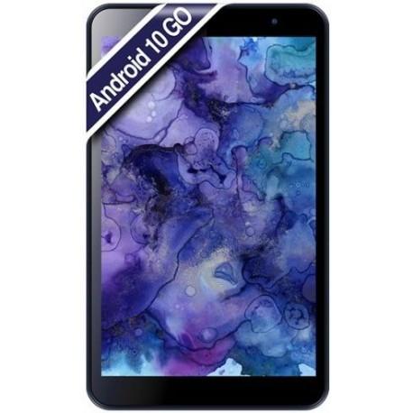 Tableta Vonino Xavy G8, Capacitive touchscreen 8inch, 2GB RAM, 16GB Flash, 3.2MP, Wi-Fi, 4G, Android, Albastru inchis