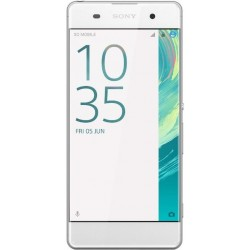 Telefon Mobil Sony Xperia XA F3111, Procesor Octa-Core 2GHz, IPS LCD Capacitive touchscreen 5inch, 2GB RAM, 16GB Flash, 13MP, Wi-Fi, 4G, Android (Alb)
