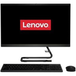 "All In One PC Lenovo IdeaCentre A340 21.5"" Negru"