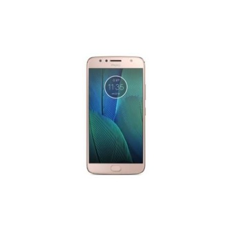 "Telefon Motorola Moto G5s Plus, Capacitive touchscreen 5.5"", 4GB RAM, 32GB Flash, 13MP, Wi-Fi, 4G, Dual Sim, Android, Auriu"