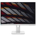 Monitor IPS LED AOC 23.8inch 24P1/GR, Full HD (1920 x 1080), VGA, DVI, HDMI, DisplayPort, Boxe, Pivot (Gri)