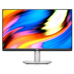 Monitor IPS LED Dell 27inch S2721HN, Full HD (1920 x 1080), HDMI 75 Hz (Argintiu)