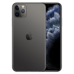 Telefon Mobil Apple iPhone 11 Pro, OLED Multi‑Touch 5.8inch, 64GB Flash, Camera Tripla 12MP, Wi-Fi, 4G, iOS (Gri)