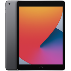 Tableta Apple iPad 8 (2020) Cellular, Procesor Hexa-Core, Retina IPS LCD Capacitive touchscreen 10.2inch, 32GB Flash, 3GB, 8MP, Wi-Fi, 4G, Bluetooth, iOS (Gri)