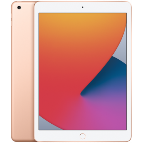 "Tableta Apple iPad 8 (2020) Cellular, Retina IPS LCD 10.2"", 32GB Flash, 3GB, 8MP, iOS, Auriu"