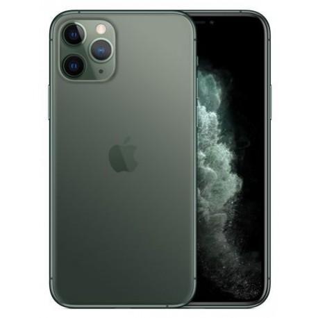 Telefon Mobil Apple iPhone 11 Pro, OLED Multi‑Touch 5.8inch, 256GB Flash, Camera Tripla 12MP, Wi-Fi, 4G, iOS, Verde