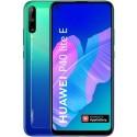 Telefon Mobil Huawei P40 Lite E, Procesor Octa-Core Hisilicon Kirin 710F, 2.2Ghz/1.7GHz, IPS LCD Capacitive touchscreen 6.39inch, 4GB RAM, 64GB Flash, Camera Tripla 48+8+2MP, Wi-Fi, 4G, Dual SIM, Android (Albastru)