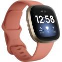 Ceas activity tracker Fitbit Versa 3, NFC, WiFi, Bluetooth (Roz)