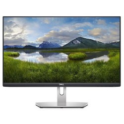 Monitor IPS LED Dell 23.8inch S2421HN, Full HD (1920 x 1080), HDMI, 75 Hz (Negru/Argintiu)