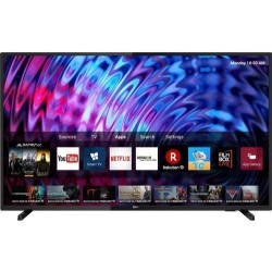 Televizor LED Philips 80 cm (32inch) 32PFS5803/12, Full HD, Smart TV, WiFi, CI+