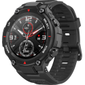 Smartwatch Huami Amazfit T-REX, Display AMOLED 1.3inch, Bluetooth, GPS, Android/iOS (Negru)