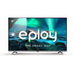 Televizor LED Allview 80 cm (32inch) 32ePlay6100-H/1, HD Ready, Smart TV, WiFi, CI+