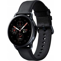 Smartwatch Samsung Galaxy Watch Active 2 SM-R820, 768MB RAM, 4GB Flash, Bluetooth, Wi-Fi, Negru