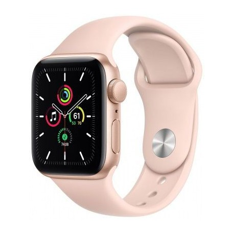 Smartwatch Apple Watch SE, Retina LTPO OLED Capacitive touchscreen 1.57inch, Roz
