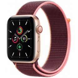 Smartwatch Apple Watch SE Cellular, Retina LTPO OLED Capacitive touchscreen 1.57inch, Rosu