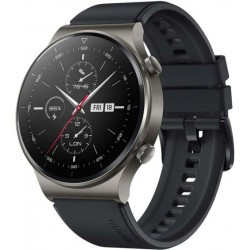 Smartwatch Huawei Watch GT 2 Pro, 32MB RAM, 4GB Flash, Bluetooth, GPS, Android/iOS, Negru