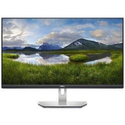 Moniotor IPS LED Dell 27inch S2721D, QHD (2560 X 1440), HDMI, DisplayPort, Boxe, 75 Hz (Negru/Argintiu)