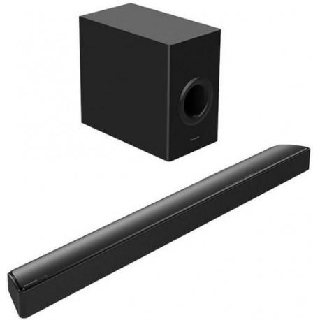 Soundbar Panasonic SC-HTB488EGK, 2.1, 200 W, Wireless Subwoofer, Bluetooth (Negru)