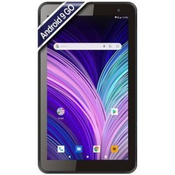 Tableta Vonino Pluri M7 2020, Procesor Quad-Core 1.3GHz, IPS Capacitive touchscreen 7inch, 1GB RAM, 16GB Flash, Bluetooth, Wi-Fi, 3.2MP, 3G, Android (Gri)