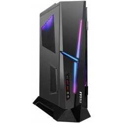 Calculator Sistem PC Gaming MSI Trident X MEG 10SE-851EU (Procesor Intel® Core™ i9-10900K (20M Cache, up to 5.30 GHz), Comet Lake, 32GB, 2TB HDD @5400RPM + 2TB SSD, nVidia GeForce RTX 2080 SUPER @8GB, Win10 Home, Negru)