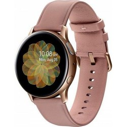 "Smartwatch Samsung Galaxy Watch Active 2 SM-R830, Procesor Dual-Core 1.15GHz, Super AMOLED 1.2"", Auriu/Roz"