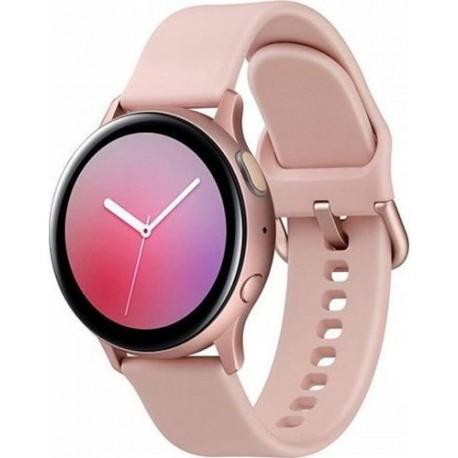 "Smartwatch Samsung Galaxy Watch Active 2 SM-R830, Procesor Dual-Core 1.15GHz, Super AMOLED 1.2"", Auriu/Roz"