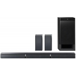 Soundbar Sony HTRT3, 600W, 5.1, Bluetooth, NFC, Negru