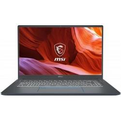 """Laptop MSI Prestige A10SC, Intel Core i7-10710U, 15.6"""" UHD, nVidia GeForce GTX 1650, Negru"""
