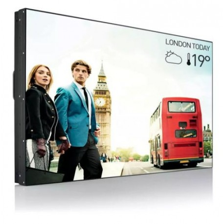 Monitor LED Philips 54.6inch 55BDL1007X/00, Full HD 1920x1080, VGA, DVI, HDMI