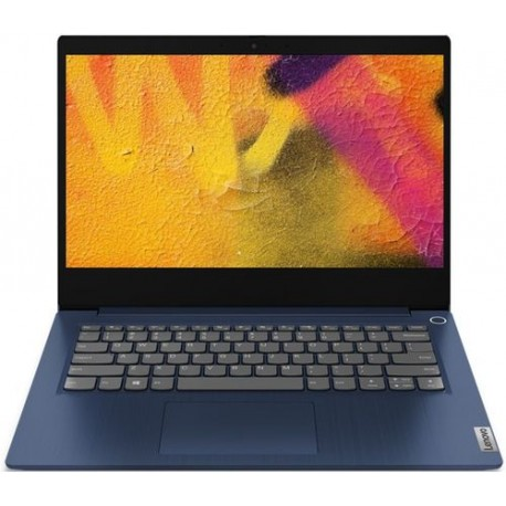 "Ultrabook Lenovo IdeaPad 3, Intel Core i5-1035G1, 14"" FHD, 8GB, 256GB SSD, Intel UHD Graphics, Albastru"
