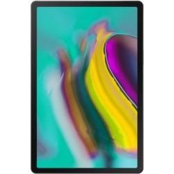 Tableta Samsung Galaxy Tab S5e T725 (2019), Procesor Octa Core 2.0GHz, Ecran Super AMOLED Capacitive multitouch 10.5inch, 4GB RAM, 64GB Flash, 13MP, Wi-Fi, 4G, Bluetooth, Android (Auriu)