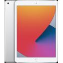 Tableta Apple iPad 8 (2020) Cellular, Procesor Hexa-Core, Retina IPS LCD Capacitive touchscreen 10.2inch, 32GB Flash, 3GB, 8MP, Wi-Fi, 4G, Bluetooth, iOS (Argintiu)