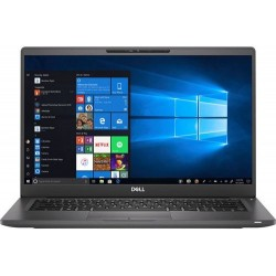 Laptop Dell Latitude 7400, 14inch FHD, Negru