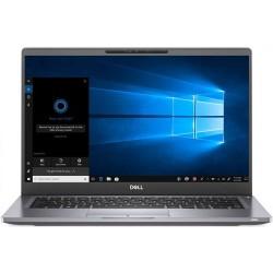 Laptop Dell Latitude 7400, Whiskey Lake, 14inch, Argintiu