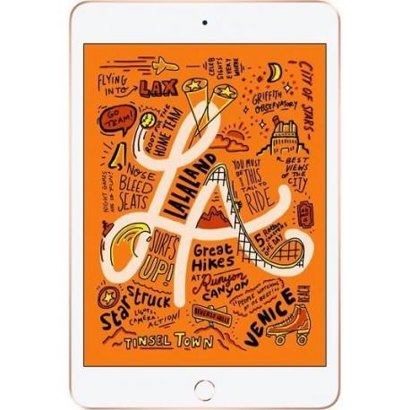 """Tableta Apple iPad Mini 5, Retina 7.9"""", 256GB Flash, 3GB, 8 MP, Wi-Fi, 4G, Bluetooth, iOS, Auriu"""