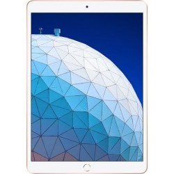 Tableta Apple iPad Air 3, Procesor Hexa-Core, Retina 10.5inch, 256GB Flash, 3GB, 8 MP, Wi-Fi, 4G, Bluetooth, iOS (Auriu)
