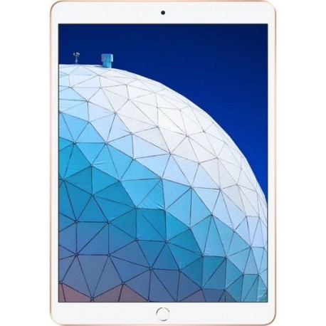 Tableta Apple iPad Air 3, Retina 10.5inch, 256GB Flash, 3GB, 8 MP, Wi-Fi, 4G, Bluetooth, iOS, Auriu